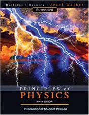 Principles of Physics Extended 9e - Halliday, David