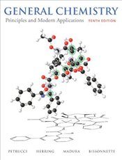General Chemistry 10E : Principles and Modern Applications with MasteringChemistry - Petrucci, Ralph H.