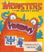 Monsters : An Owners Guide - Emmett, Jonathan