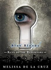 Keys to the Repository, Book 5 - De la Cruz, Melissa