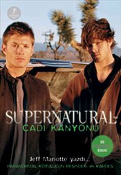 Supernaturel : Cadı Kanyonu - Mariotte, Jeff