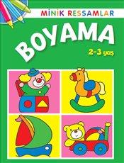 Pandora Minik Ressamlar Boyama 2 3 Yas Kitap Isbn 9786051116853