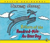 Return of the Hundred-Mile-an-Hour-Dog - Strong, Jeremy