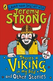 Theres a Viking in My Bed and Other Stories  - Strong, Jeremy