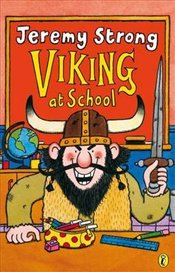 Viking at School - Strong, Jeremy