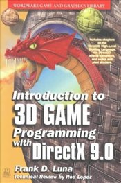 Introduction to 3D Game Programming with DirectX 9.0 - Luna, Frank D.