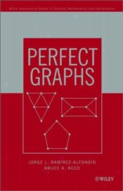 Perfect Graphs - Ramirez-Alfonsin, Jorge L.