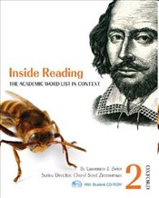 Inside Reading 2 : Student Pack - Zwier, Lawrence J.
