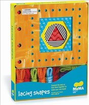 Moma Lacing Shapes -