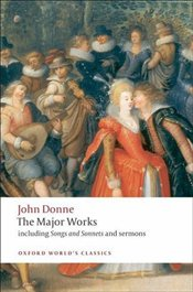 Major Works - DONNE, JOHN