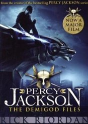 Percy Jackson : The Demigod Files  - Riordan, Rick