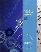 Probability and Statistics for Engineers 5e ISE - Scheaffer, Richard L.