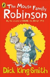 Mouse Family Robinson - King Smith, Dick