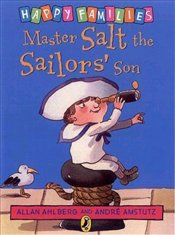 Master Salt the Sailors Son - Ahlberg, Allan