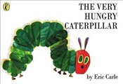 Very Hungry Caterpillar  - Carle, Eric