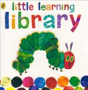 Very Hungry Caterpillar : Little Learning Library - Carle, Eric