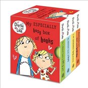 Charlie and Lola : My Especially Busy Box of Books : Little Library - Child, Lauren