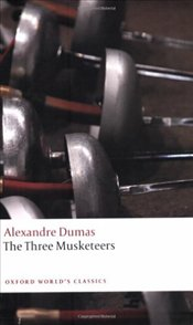 Three Musketeers - Dumas, Alexandre