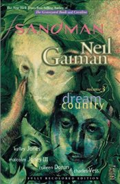 Sandman 3 : Dream Country - Gaiman, Neil