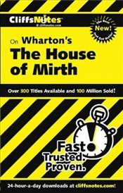 Whartons House of Mirth - Walker, Bruce Edward