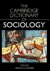 Dictionary of Sociology - Turner, Bryan S.