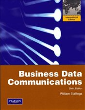 Business Data Communications 6e PIE - Stallings, William