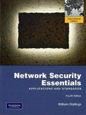 Network Security Essentials 4e PIE : Applications and Standards - Stallings, William
