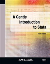 Gentle Introduction to Stata 3e - Acock, Alan C.