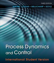 Process Dynamics and Control 3e ISV  - Seborg, Dale E.