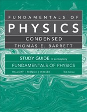 Fundamentals of Physics 9e: Student Study Guide  - Halliday, David