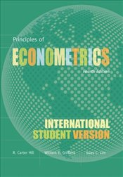 Principles of Econometrics 4e ISE - Hill, R. Carter