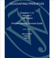 Accounting Principles 10e : Practice Set Study Guide V1 - Weygandt, Jerry J.