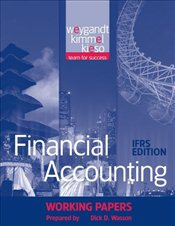 Working Papers to accompany Weygandt Financial Acc ounting: IFRS, 1st edition - Weygandt, Jerry J.