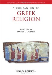 Companion to Greek Religion - Ogden, Daniel