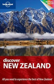 Discover New Zealand - LP - Rawlings-Way, Charles