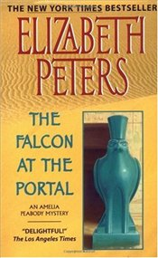 Falcon at the Portal - Peters, Elizabeth
