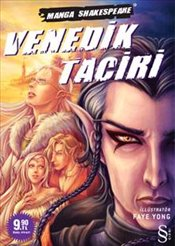 Venedik Taciri - Manga Shakespeare : Çizgi Roman - Shakespeare, William