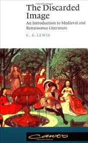 DISCARDED IMAGE : An Introduction to Medieval and Renaissance Literature - Lewis, C. S.