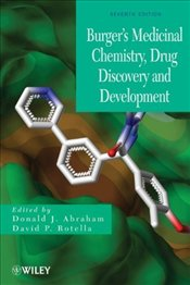 Burgers Medicinal Chemistry 7E : Drug Discovery and Development, 8 Volume Set - Abraham, Donald J.