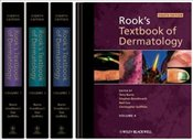 Rooks Textbook of Dermatology: 4 Volume Set - Print and Online Package -