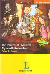 Pirates of Playmouth - Plymouth Korsanları - Bauer, Petra A.