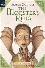 Monsters Ring - Coville, Bruce