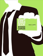 Big Book of Business Cards - Carter, David E.