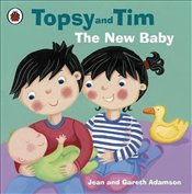 Topsy and Tim : The New Baby - Adamson, Jean