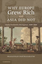 Why Europe Grew Rich and Asia Did Not : Global Economic Divergence, 1600-1850 - Parthasarathi, Prasannan