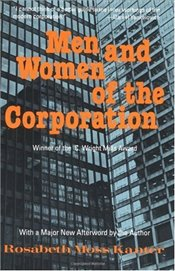 Men and Women of the Corporation - Kanter, Rosabeth M.
