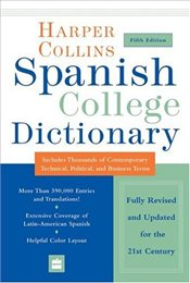 Spanish College Dictionary 5e -