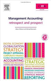 Management Accounting: Retrospect and prospect - Bhimani, Al