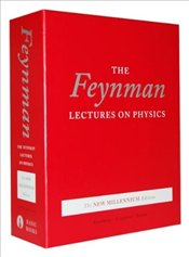 Feynman Lectures on Physics : The New Millennium Edition - Feynman, Richard Phillips