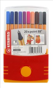 Stabilo - Point 8820-032 Color Parade (20 Renk) -